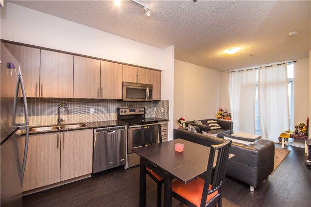 For Sale: 308 - 65 Speers Road, Oakville, ON | 1 Bed, 1 Bath Condo for $395,000. See 17 photos!