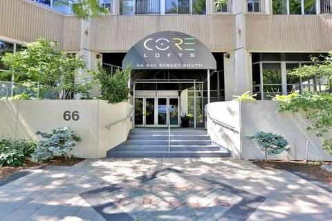 Condo for sale at 66 Bay St Unit 308 Hamilton Ontario - MLS: X4463358