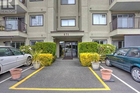Condo for sale at 671 Trunk Rd Unit 308 Duncan British Columbia - MLS: 456392