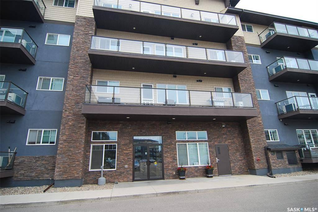 Condo for sale at 714 Hart Rd Unit 308 Saskatoon Saskatchewan - MLS: SK786634