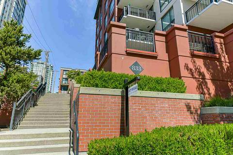 Condo for sale at 833 Agnes St Unit 308 New Westminster British Columbia - MLS: R2419231