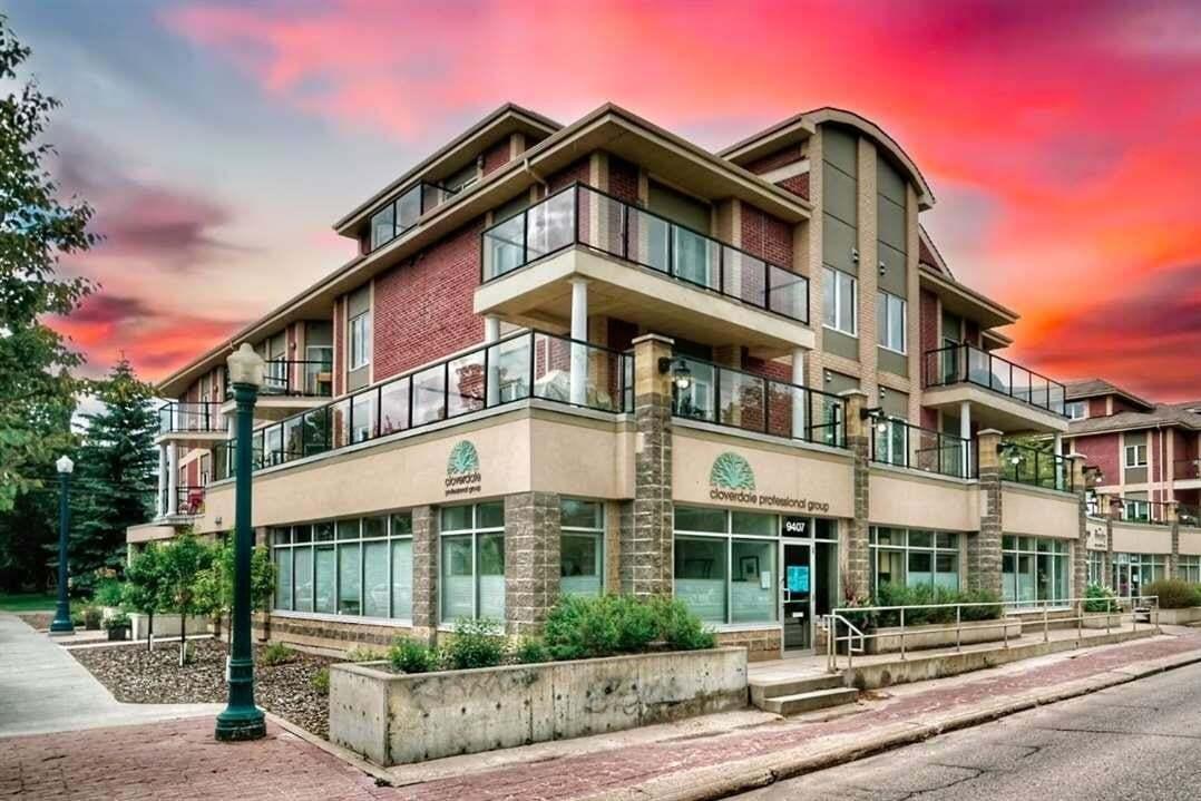 Condo for sale at 9750 94 St NW Unit 308 Edmonton Alberta - MLS: E4206139