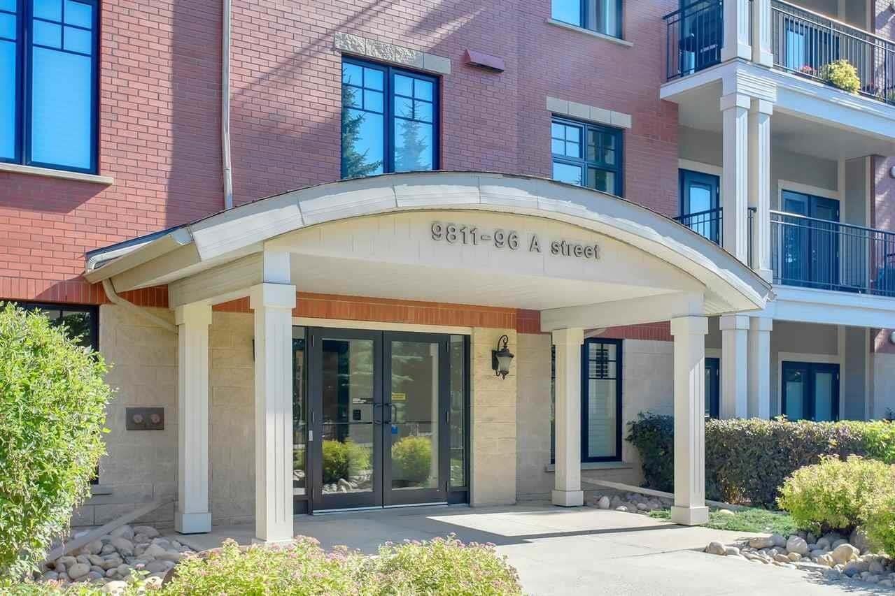 Condo for sale at 9811 96a St NW Unit 308 Edmonton Alberta - MLS: E4209276