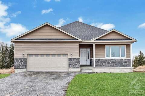 House for sale at 308 Athabasca Lot 16 Wy Kemptville Ontario - MLS: 1202832