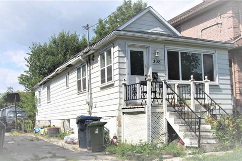 House for sale at 308 Aylesworth Ave Toronto Ontario - MLS: E4562280
