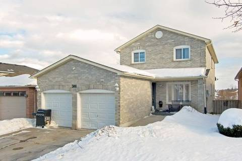 House for sale at 308 Bailey Dr Orangeville Ontario - MLS: W4698356
