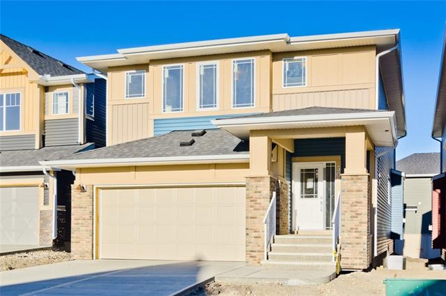 Sold: 308 Bayview Way Southwest, Airdrie, AB