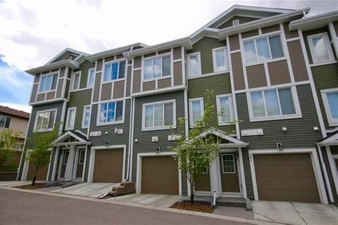 Townhouse for sale at 308 Evansridge Common Northwest Calgary Alberta - MLS: C4246094