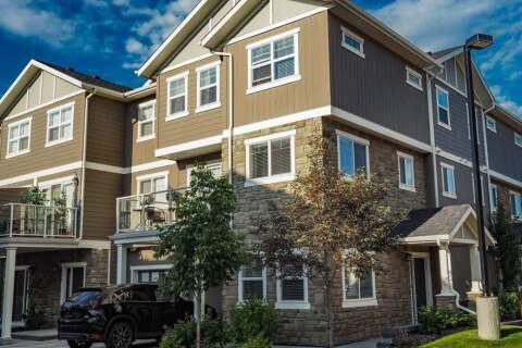 Townhouse for sale at 308 Evanston Manr NW Calgary Alberta - MLS: A1009333