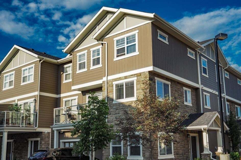 Townhouse for sale at 308 Evanston Manr Northwest Calgary Alberta - MLS: A1009333