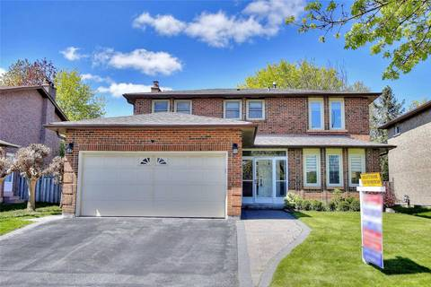 House for sale at 308 Fincham Ave Markham Ontario - MLS: N4459470