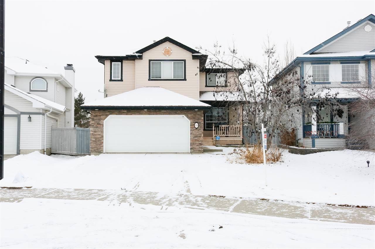 House for sale at 308 Galbraith Cs Nw Edmonton Alberta - MLS: E4181347