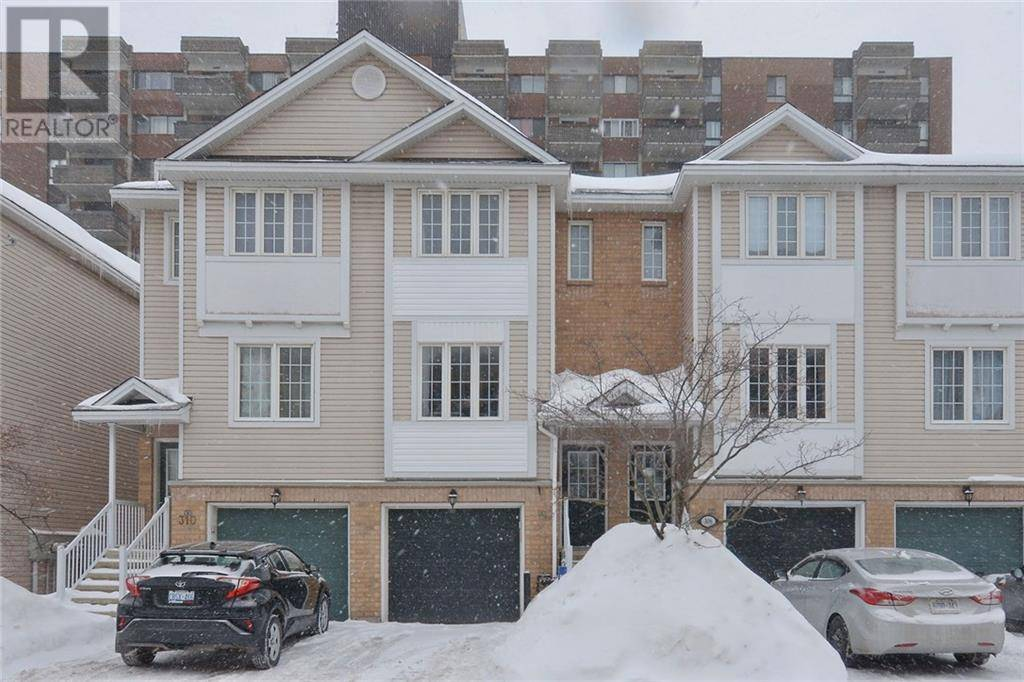 Townhouse for sale at 308 Gotham Pt Ottawa Ontario - MLS: 1182694