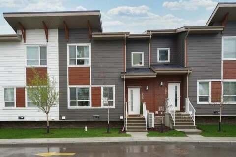 Townhouse for sale at 308 Harvest Hills Common Northeast Calgary Alberta - MLS: C4300090