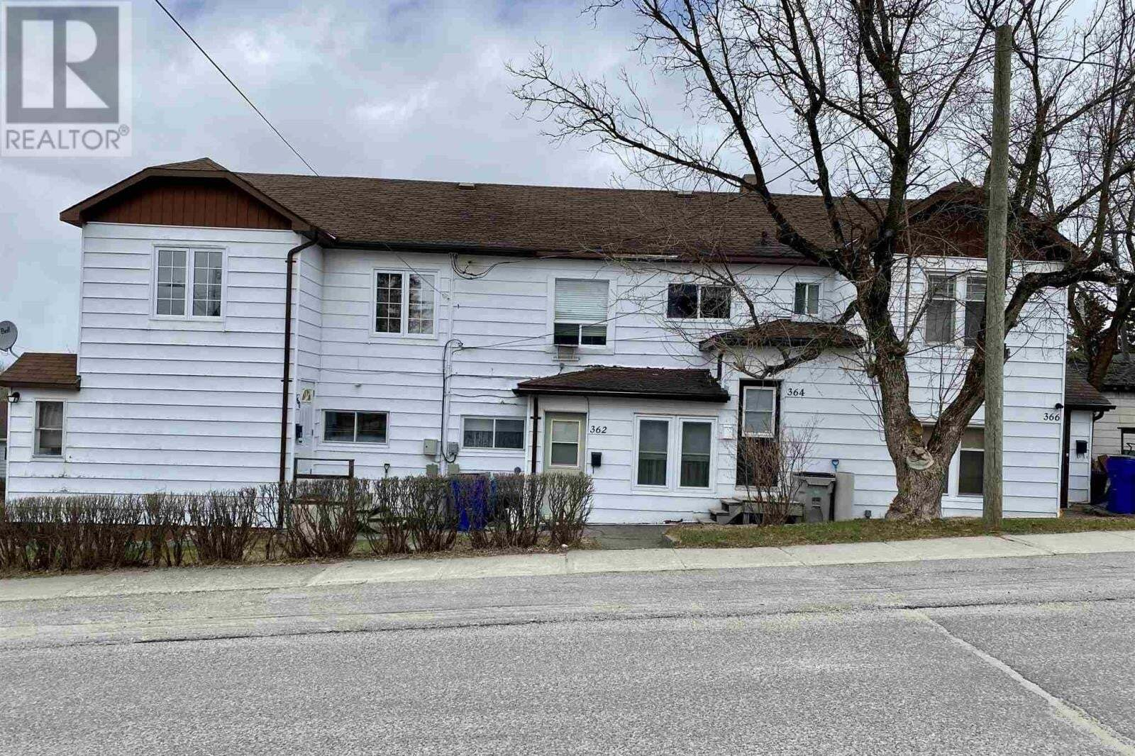 Townhouse for sale at 308 Hemlock St Timmins Ontario - MLS: TM200796