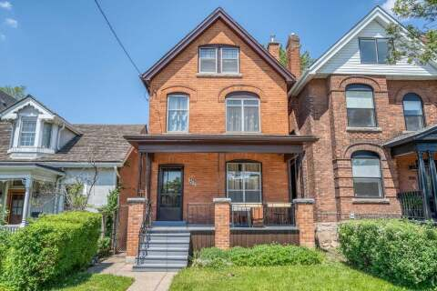 House for sale at 308 Herkimer St Hamilton Ontario - MLS: X4772492