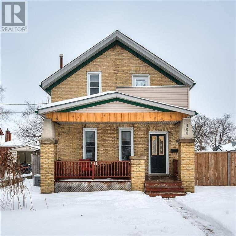 House for sale at 308 Lancaster St West Kitchener Ontario - MLS: 30789058