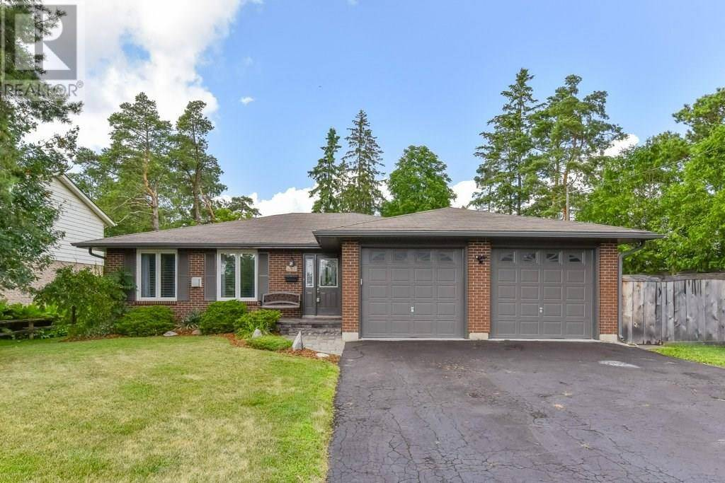 House for sale at 308 Lexington Rd Waterloo Ontario - MLS: 30756753