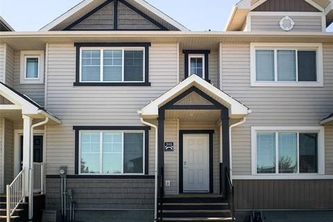 Townhouse for sale at 308 Mildred Dobbs Blvd N Lethbridge Alberta - MLS: LD0181141
