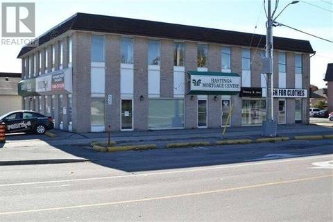 Commercial property for lease at 308 North Front St Belleville Ontario - MLS: X4580614