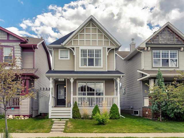 Sold: 308 Prestwick Heights Southeast, Calgary, AB