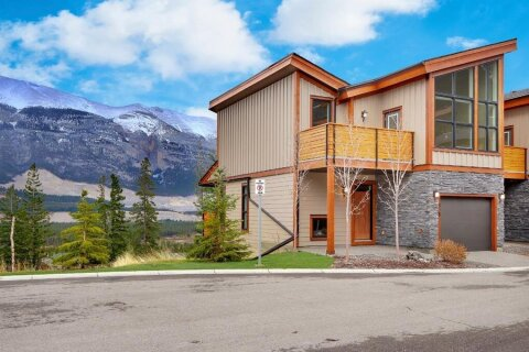 Townhouse for sale at 308 Riva  Pl Canmore Alberta - MLS: A1046256