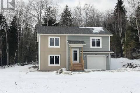 House for sale at 308 Savoy Ave Lucasville Nova Scotia - MLS: 201915052