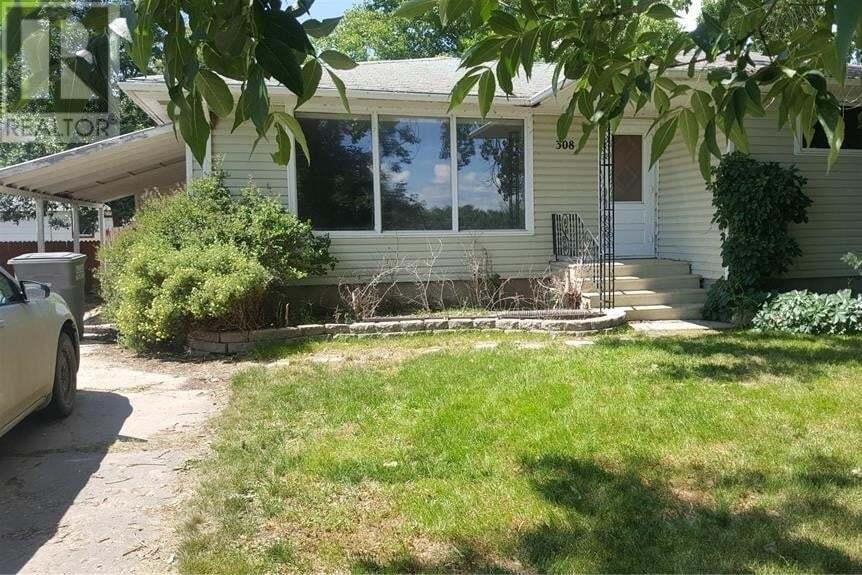 House for sale at 308 Shaw St Herbert Saskatchewan - MLS: SK815344