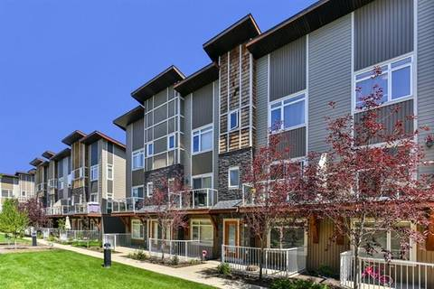 Townhouse for sale at 308 Skyview Point Pl Northeast Calgary Alberta - MLS: C4261429
