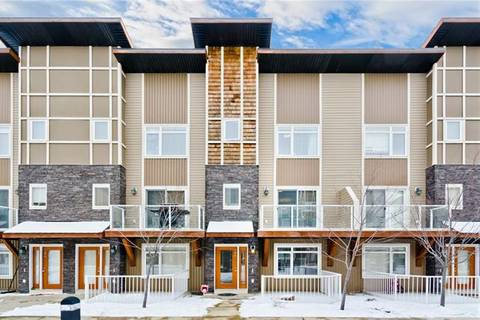 Townhouse for sale at 308 Skyview Point Pl Northeast Calgary Alberta - MLS: C4285690