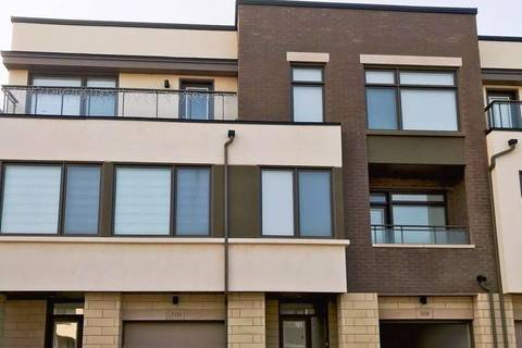 Townhouse for rent at 308 Squire Cres Oakville Ontario - MLS: W4519592