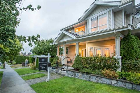 Townhouse for sale at 308 16th St W North Vancouver British Columbia - MLS: R2405720