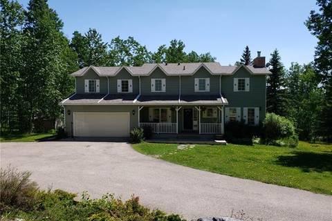 House for sale at 308 Wild Rose Cs Bragg Creek Alberta - MLS: C4236650