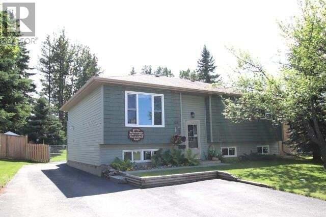 House for sale at 308 Willow Dr Tumbler Ridge British Columbia - MLS: 179726