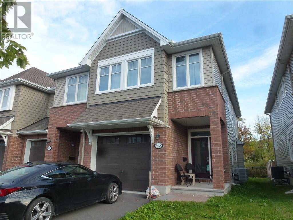 Townhouse for rent at 308 Wood Acres Gr Ottawa Ontario - MLS: 1171218