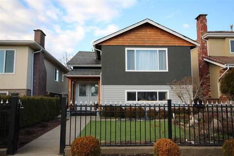 House for sale at 3081 6th Ave E Vancouver British Columbia - MLS: R2427949