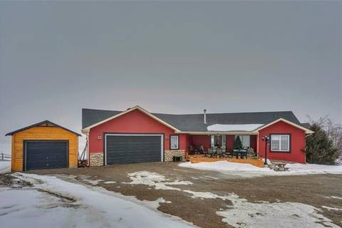 House for sale at 308167 96 St West Rural Foothills County Alberta - MLS: C4289352