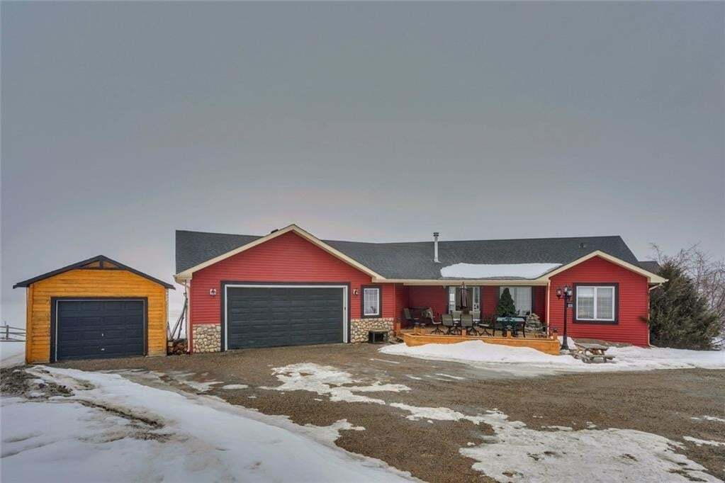 House for sale at 308167 96 St W Rural Foothills M.d. Alberta - MLS: C4289352