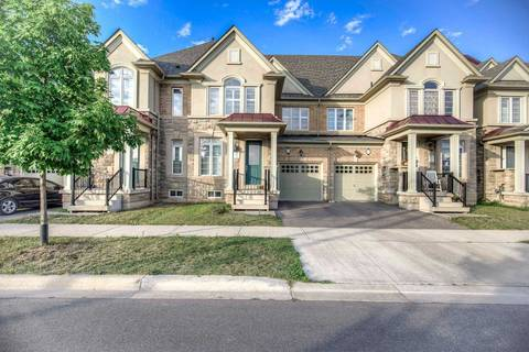 Townhouse for sale at 3085 Isaac Ave Oakville Ontario - MLS: W4546585