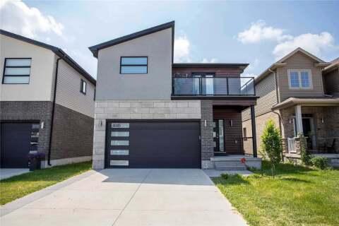 House for sale at 3085 Tillmann Rd London Ontario - MLS: X4826301