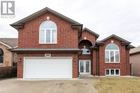 House for sale at 3085 Troup Cres Windsor Ontario - MLS: 19020081