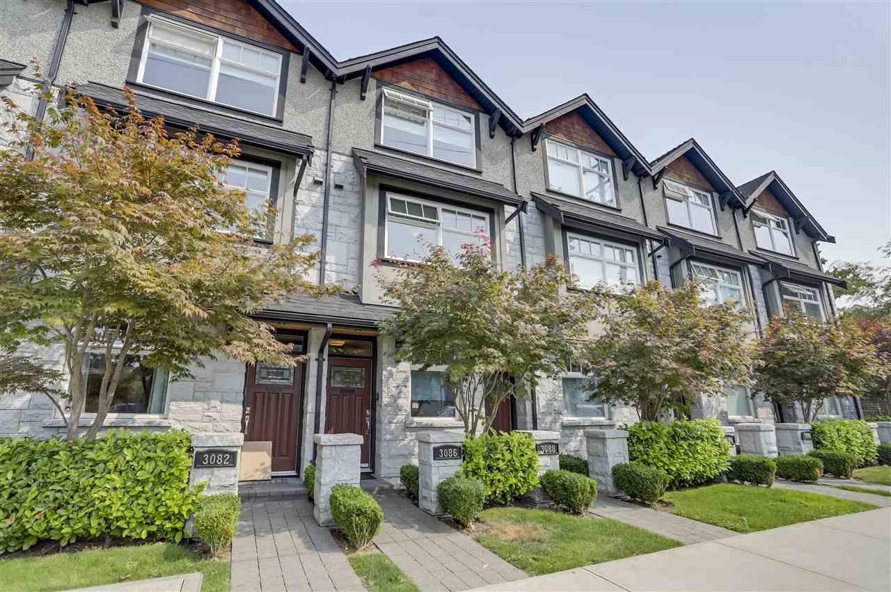 Sold: 3086 Laurel Street, Vancouver, BC