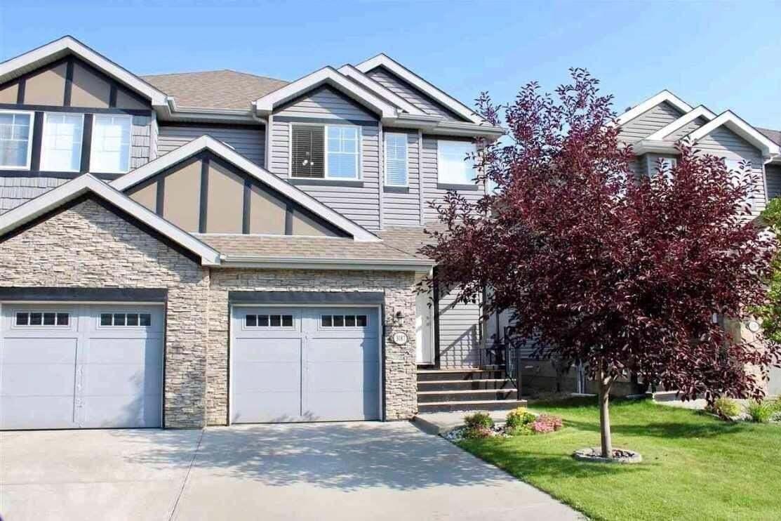 Townhouse for sale at 3087 Whitelaw Dr NW Edmonton Alberta - MLS: E4197251