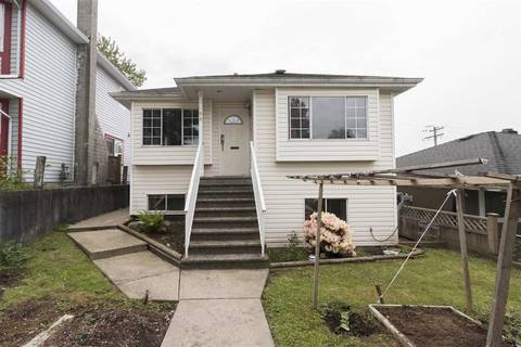 House for sale at 3088 Georgia St E Vancouver British Columbia - MLS: R2372296