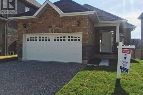 House for sale at 3089 Monarch Dr Orillia Ontario - MLS: 192864