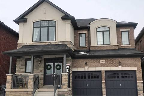 House for sale at 3089 William Rose Wy Oakville Ontario - MLS: W4693621