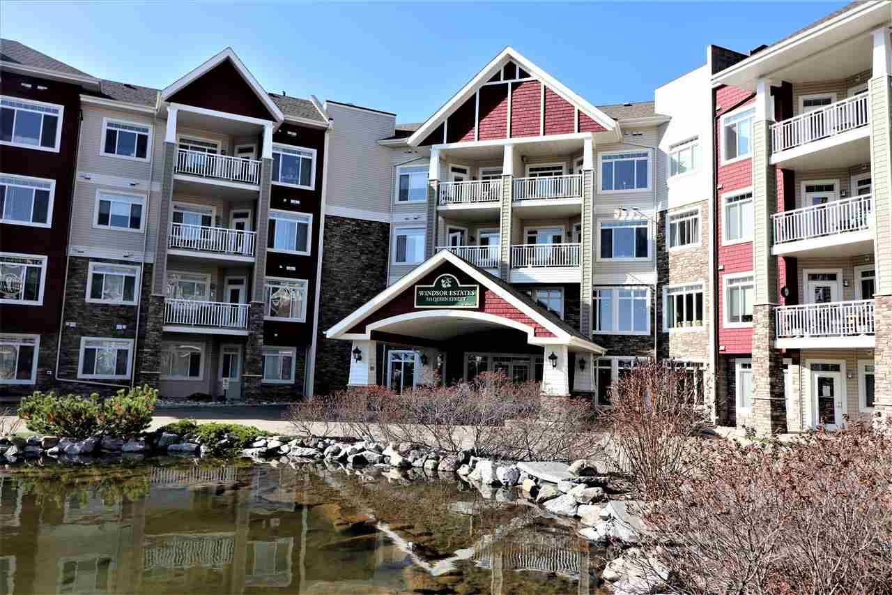 Windsor Estates Condos: 511 Queen Street, Spruce Grove, AB