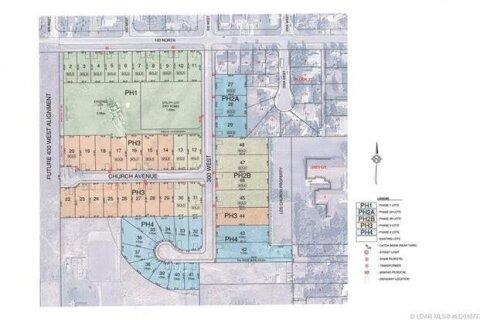 Home for sale at 308 100n  Raymond Alberta - MLS: LD0107777