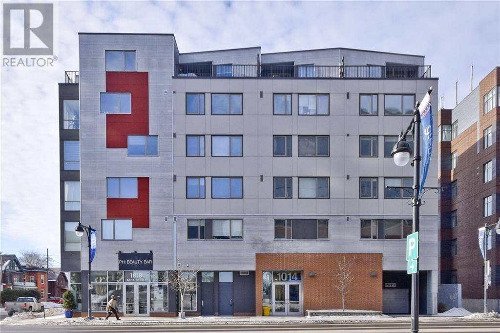 Buliding: 1014 Bank Street, Ottawa, ON