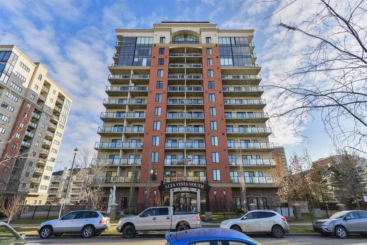 Condo for sale at 10303 111 St Nw Unit 309 Edmonton Alberta - MLS: E4180203